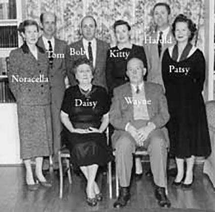 mcguire family history